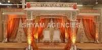 Jharokha Wedding Mandap