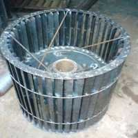 Double Inlet Impeller DIDW
