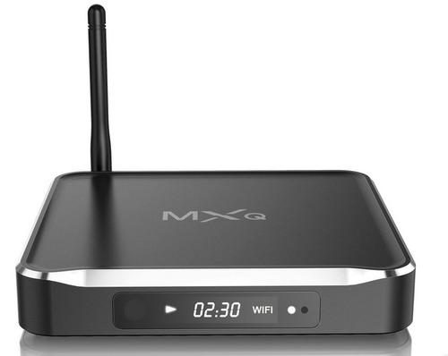 M10 MXQ Smart TV Box Kodi Amlogic S812 4.4 Quad Core 4K 3D KODI