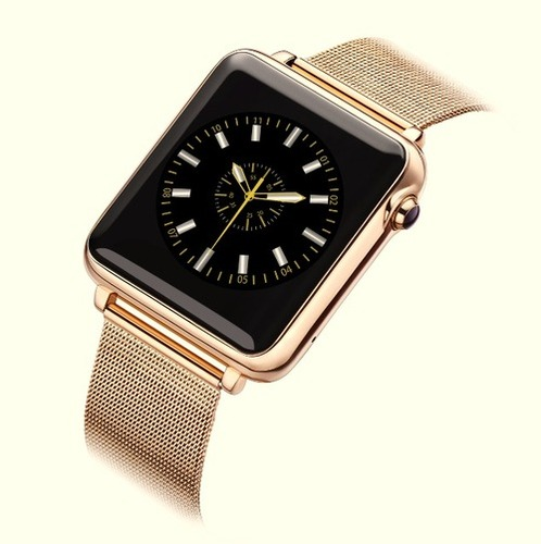 Bluetooth 4.0 Smart Watch Phone Android iPhone IP67 Waterproof