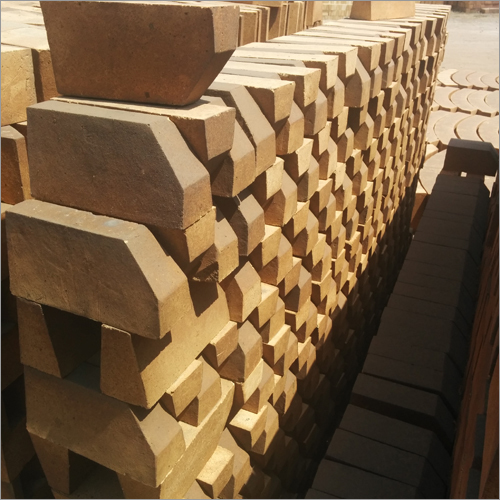 70 Percent Alumina Custom Share Refractory Bricks