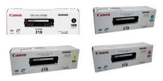 Canon Color Laserjet 318 Toner Cartridge