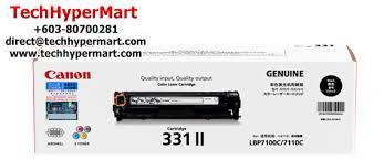 Canon Color Laserjet 331Toner Cartridge