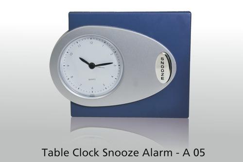 Table Clock Snooze Alarm