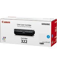 Canon Color Laserjet 322 Toner Cartridge