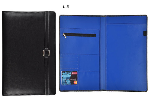 Leather Business Folders