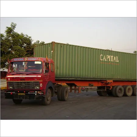 Container Truck Transportation Services