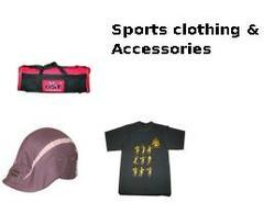 Sports Clothing Accesories