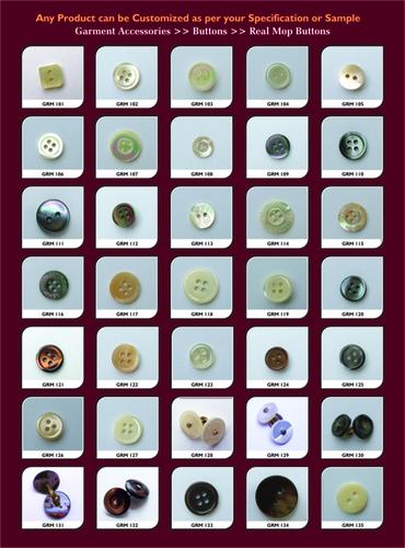 MOP Buttons