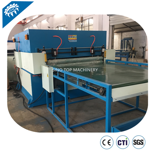 Automatic Flat Cardboard slip sheet Machine