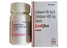 Hetero Hepatitis-C Medicine