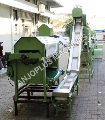 FOOD AND FRUIT PROCESSING MACHINERIES