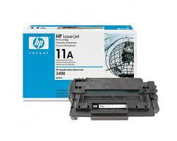 HP 11A Black Original LaserJet Toner Cartridge (Q6511A)