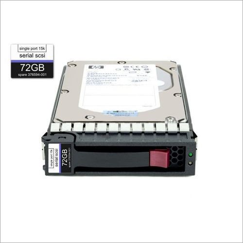 HP 72 GB Hard Disk