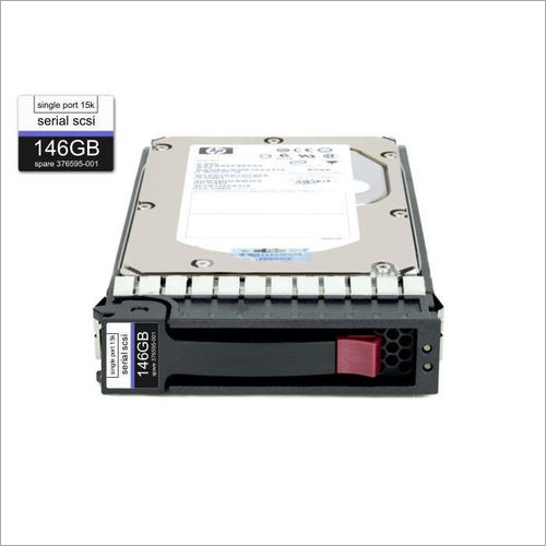 HP 146 GB Hard Disk