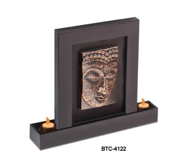 Buddha in Antique Finish