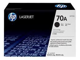 HP 70A Black Original LaserJet Toner Cartridge (Q7570A)