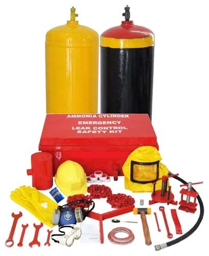 Ammonia Emergency Kit for 1000kg Tonner