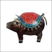 Hand Crafted Piggy Bank
