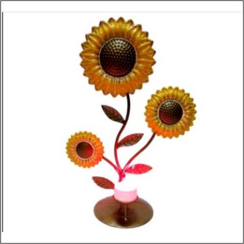 Flower T-Lite Candle