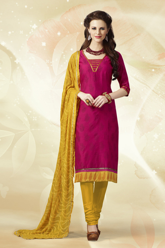 Embroidery Designe Dress Material