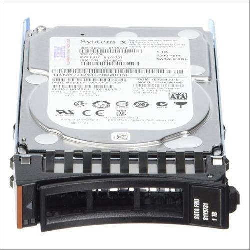 IBM 1 TB Hard Disk