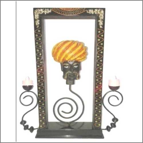 Rajasthani Face Pole Shape
