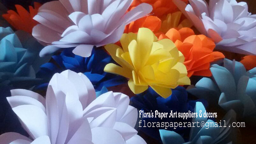 Handmade Decorative Paper Flower