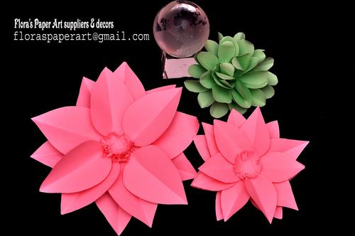 Handmade Decor Paper Flower