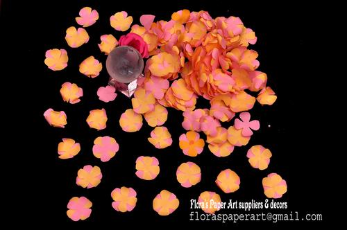 Decorative Flower Patches