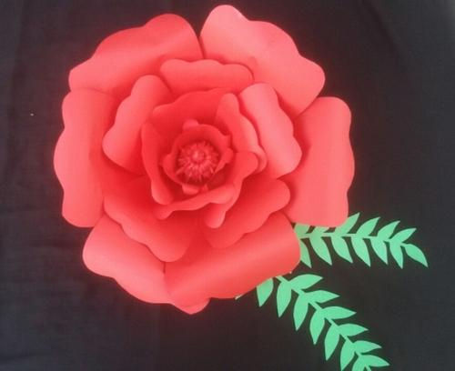 Artificial Paper Flowers