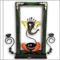 Ganesh Candle Stand