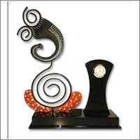 Ganesh Table Top Clock