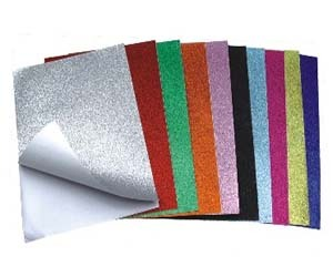 Sparkle Glitter Paper