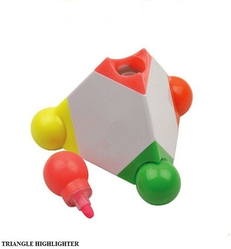 Triangular Highlighter