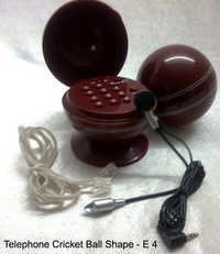 Telephone Cricket Ball Shape