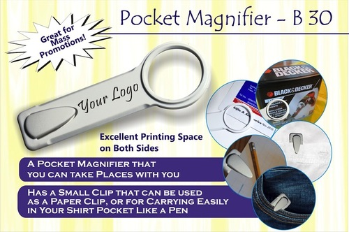 Pocket Magnifier
