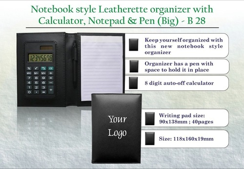 Leatherette Organizer