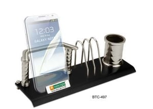 Mobile Stand with Pen Holder