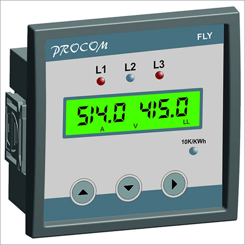 Electrical Panel Meters