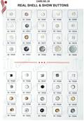 Designer Fancy Buttons