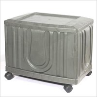 Single Battery Inverter Trolley( Grey Color)