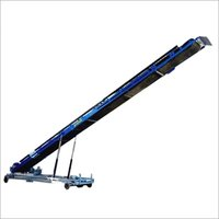 Conveyor Belt System for Godown
