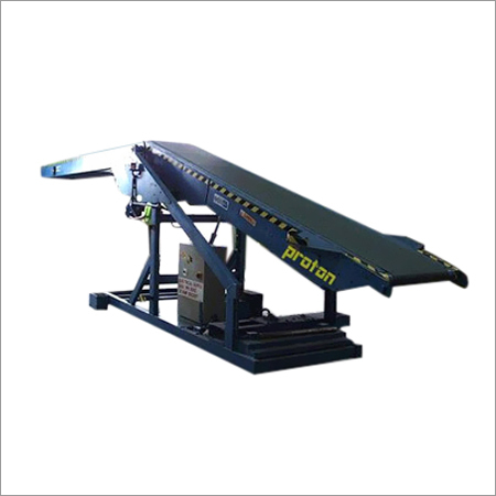 Conveyor System For Container Load