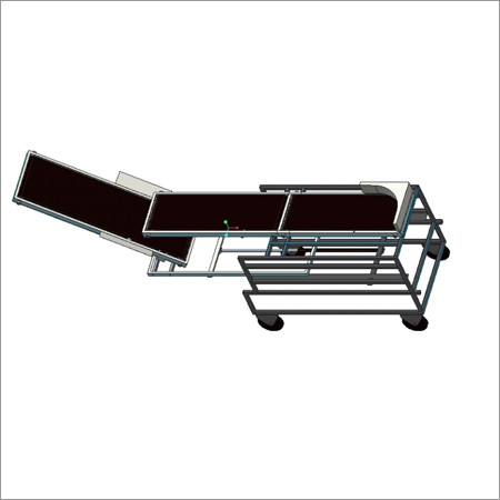 Wagon Loading Conveyor Belt