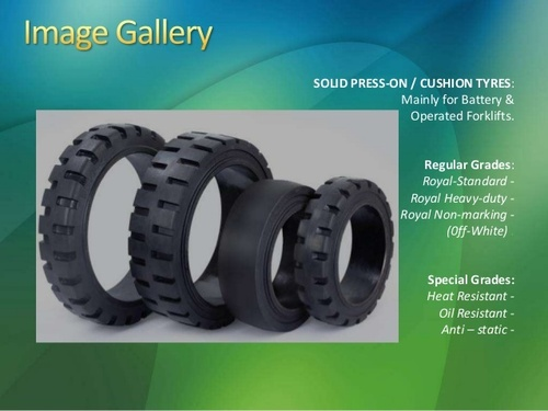 Special Solid Tyres