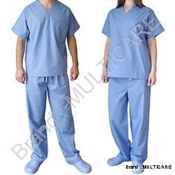 Disposable Scrub Suits ( Kurta Pajama)