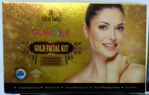 Gold Facial Kits