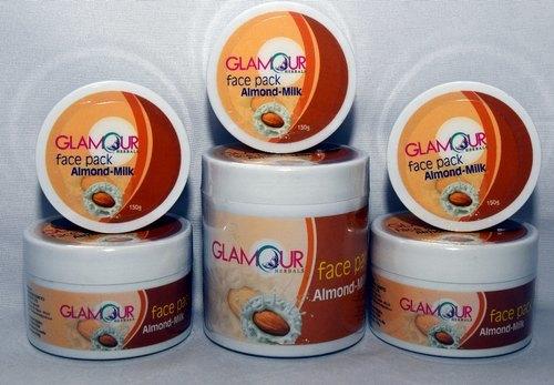 Almond Milk Face Pack