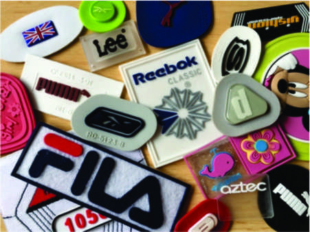 Silicone Cloth Labels